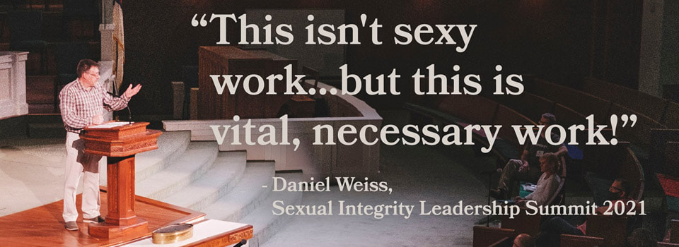 """""""This isn't sexy work ... but this is vital, necessary work"""""""